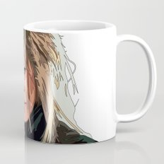D. Bowie, inside the labyrinth Mug