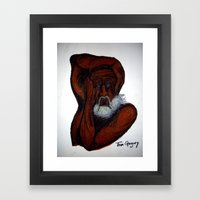 Zack's Framed Art Print