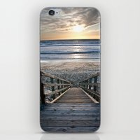 Steps to the Ocean iPhone & iPod Skin