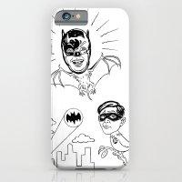 Holy Boastful Bat-man! iPhone 6 Slim Case