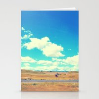 California Central Valle… Stationery Cards