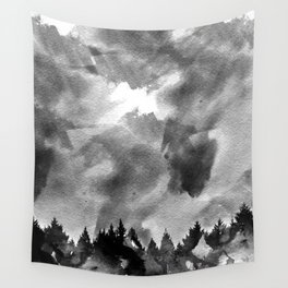 Wall Tapestry - The Black Forest  - Rui Faria