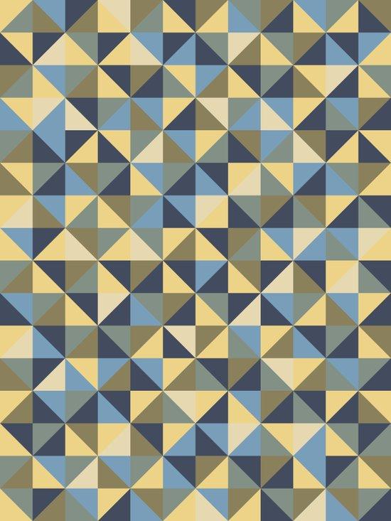 Shapes 003 ver 2 Art Print