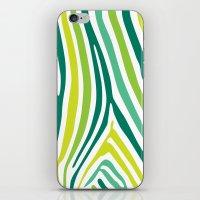 Zebra Print iPhone & iPod Skin