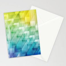 Cuboid 1950 Stationery Cards