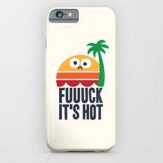 Heated Rhetoric iPhone 6 Slim Case