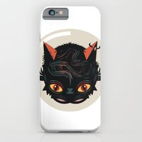 Devil cat iPhone 6 Slim Case