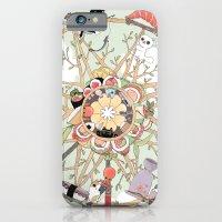The Sushi Wheel iPhone 6 Slim Case