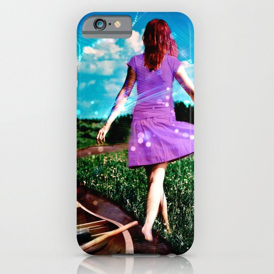 Rivers, Fields & Lions iPhone & iPod Case