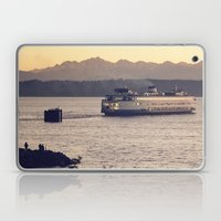Puget Sound Ferry Laptop & iPad Skin