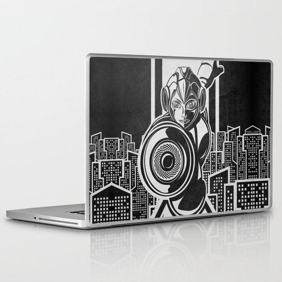 Megaman. In the year 20xx Laptop & iPad Skin