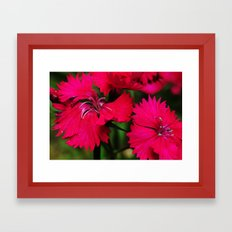 Rhododendrons Framed Art Print