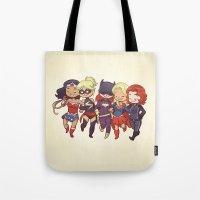 Super BFFs Tote Bag