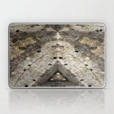 Knock If You Dare! Laptop & iPad Skin