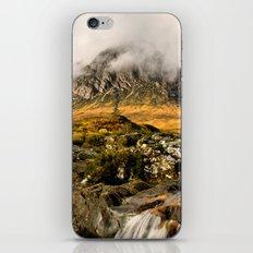 Buachaille Etive Mor iPhone & iPod Skin