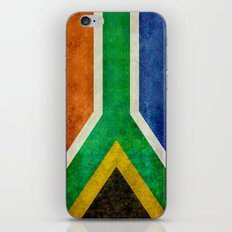 Flag Of South Africa - V… iPhone & iPod Skin