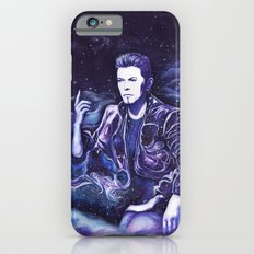 Bowie - Back to the Stars iPhone 6 Slim Case