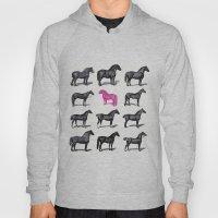 Brave Horses & Pink Pony Hoody