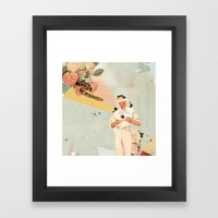 A. Framed Art Print