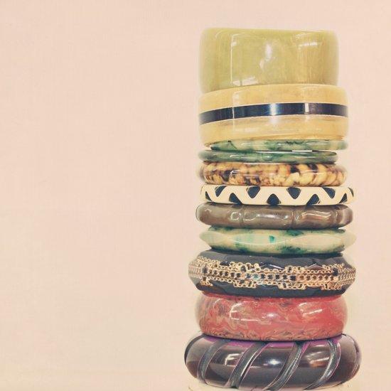 Vintage Bracelets  Art Print