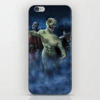 Midnight Stroll iPhone & iPod Skin