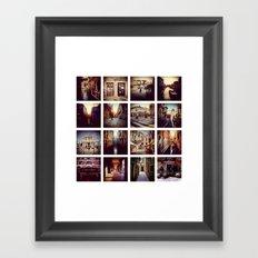 Instadeck Venice Framed Art Print
