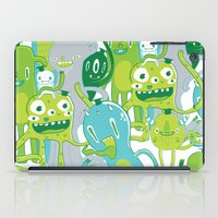 Done with Monster School! iPad Case