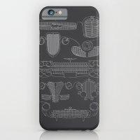 Classic Grills iPhone 6 Slim Case