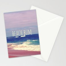 Beach Bum Stationery Cards