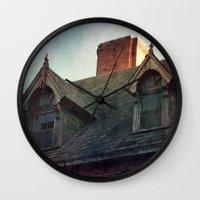 The Ward Wall Clock