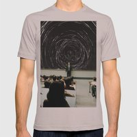 study Mens Fitted Tee Cinder SMALL