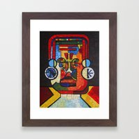 David Hume Framed Art Print