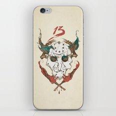 Jellyroll #13: Jason iPhone & iPod Skin