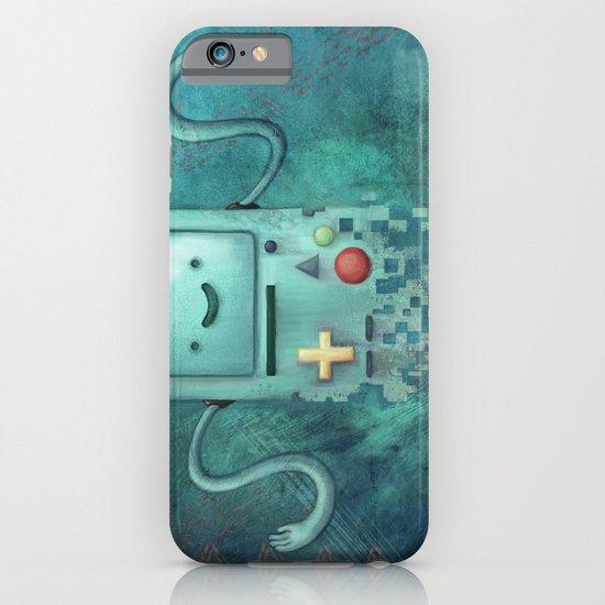Beep Boop BMO  iPhone & iPod Case
