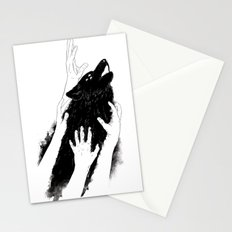 Wolves of Paris Stationery Cards