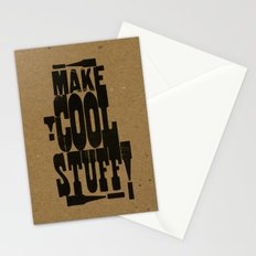 MAKE COOL STUFF!!!! Stationery Cards