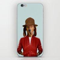 Polaroid N°3 iPhone & iPod Skin
