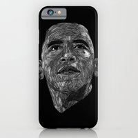 obama iPhone & iPod Cases featuring Obama by William
