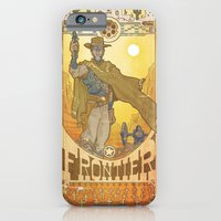 iPhone & iPod Case featuring Frontier Legacy by Chris Kawagiwa