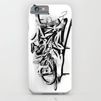 "iPhone & iPod Case featuring 3D graffiti - dream by ""ondbiqp"""