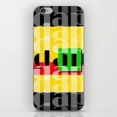 Adapt iPhone & iPod Skin