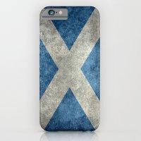 National Flag Of Scotlan… iPhone 6 Slim Case