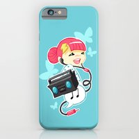 iPhone & iPod Case featuring Rhythm 2 by Freeminds