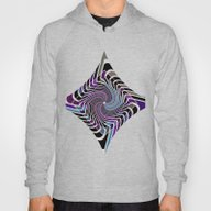 Pattern Meditation Conce… Hoody
