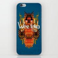 Dodi Owl of the Wezteka Union. iPhone & iPod Skin