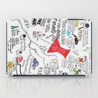 Paper Towns, John Green iPad Case