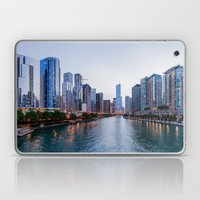 Chicago River Laptop & iPad Skin