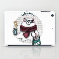 Hola Pola' iPad Case