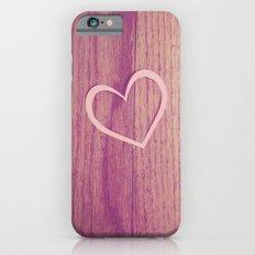 Heart Slim Case iPhone 6s