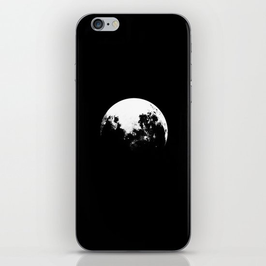 MOOON iPhone & iPod Skin